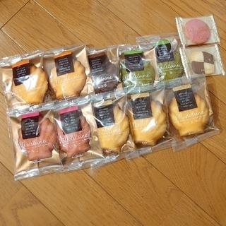 コージーコーナー マドレーヌ10個クッキー2個(菓子/デザート)