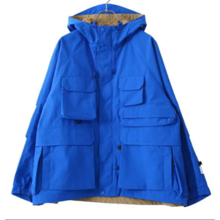 DAIWA - daiwa pier39 Loose Mountain Parka blue M