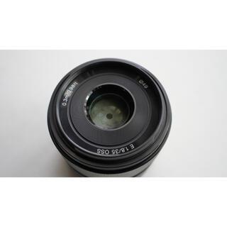 SONY - 【美品】Sony E35F1.8OSS SEL35F18 レンズ 即日発送