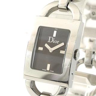 Christian Dior - クリスチャンディオール Christian Dior 腕時計 マリススクエア