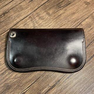 GANZO - LAST CROPS ラストクロップス ブリスターM コードバン 財布