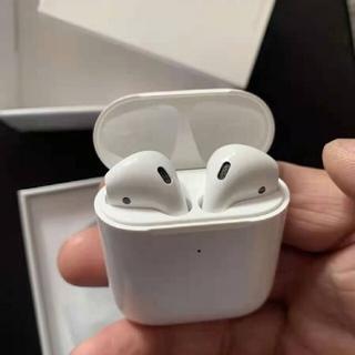Apple - Apple AirPods2エアーポッズ ワイヤレスイヤホン本体+ケース第二世代