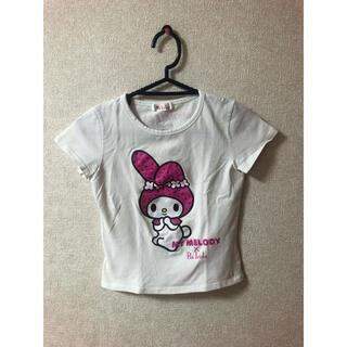 イリーデ(Ra Iride)のマイメロディ トップス(Tシャツ(半袖/袖なし))