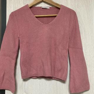 カラー(Color)のニット セーター トップス(ニット/セーター)