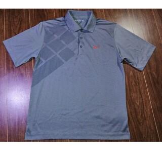 NIKE - 美品/NIKE/ナイキ/GOLF/ゴルフ/ポロシャツ/トップス/半袖/ウェア