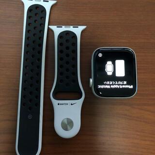 Apple Watch - Apple Watchシリーズ5ナイキモデル