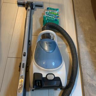 ミツビシデンキ(三菱電機)の掃除機+取り替えパック付 三菱2017年製(掃除機)