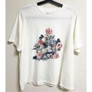PAUL & JOE - UNIQLO × ポール&ジョー Tシャツ 3XL 完売品