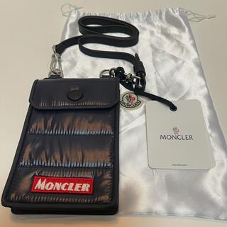 モンクレール(MONCLER)の新品モンクレール ショルダーバッグ(ショルダーバッグ)