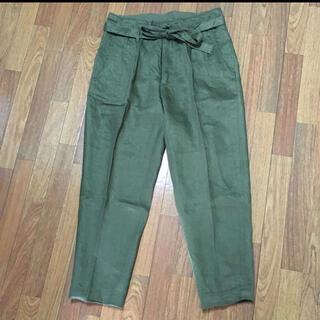 エンジニアードガーメンツ(Engineered Garments)のMOJITO/Gulf Stream Pants/Linen(ワークパンツ/カーゴパンツ)