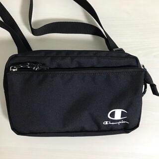 Champion - チャンピオン ショルダーバッグ ブラック メンズ レディース バッグ 財布