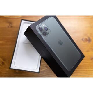 Apple - Iphone 11 pro 64GB ミッドナイトグリーン 中古品