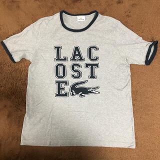 ラコステ(LACOSTE)のラコステTシャツ (Tシャツ/カットソー(半袖/袖なし))