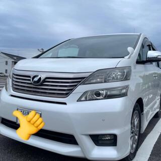 トヨタ - 愛知から 20系ヴェルファイア 車検付  アルファード タイプゴールド