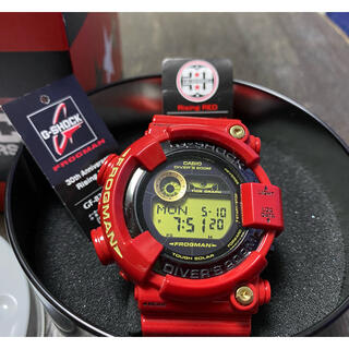 G-SHOCK - CASIO G-SHOCK FROGMAN GF-8230A-4JR