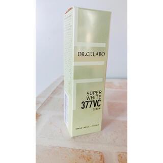 Dr.Ci Labo - 最新版 ドクターシーラボ スーパーホワイト377 セラム 美容液 18g