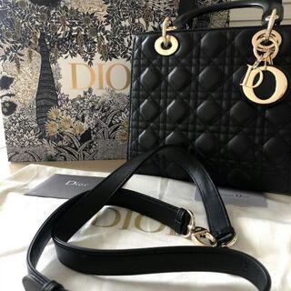 Dior - Diorレディディオール ハンドバッグ