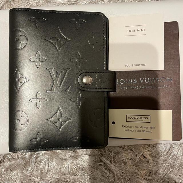 LOUIS VUITTON(ルイヴィトン)のヴィトン手帳 未使用美品 メンズのファッション小物(手帳)の商品写真