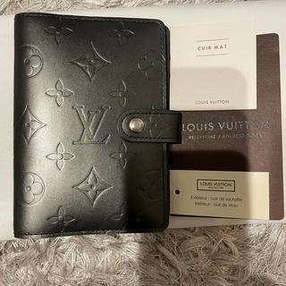 LOUIS VUITTON - ヴィトン手帳 未使用美品