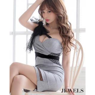 JEWELS - 【JEWELS】ワンショルダードレス