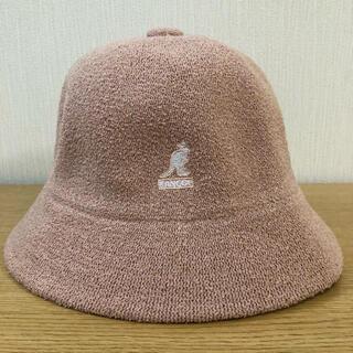KANGOL - KANGOL カンゴール バケットハットM(ピンク)
