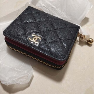 CHANEL - 🎀ノベルティ 三つ折り財布🎀