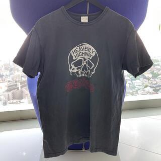 クーティー(COOTIE)のCOOTIE クーティー スカルローズTシャツ パーカー Tシャツ帽子 キャップ(Tシャツ/カットソー(半袖/袖なし))