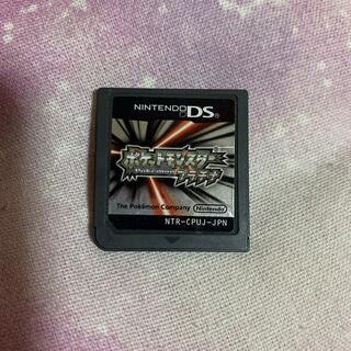 ニンテンドーDS - ゲームカセット本体★ ポケットモンスター プラチナ DS