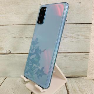 SAMSUNG - Galaxy S20 5G Sky Blue 128GB SIMフリー