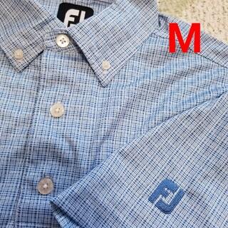フットジョイ(FootJoy)のフットジョイメンズポロシャツ(ウエア)