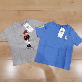 Ralph Lauren - ★新品未使用★タグ付 ラルフローレンTシャツ 24M 90cm
