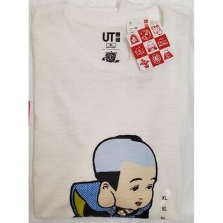 UNIQLO - UNIQLO フクスケ Tシャツ