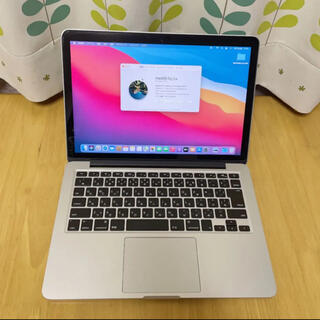 Mac (Apple) - MacBook pro 2015 13インチ core i5 128GB