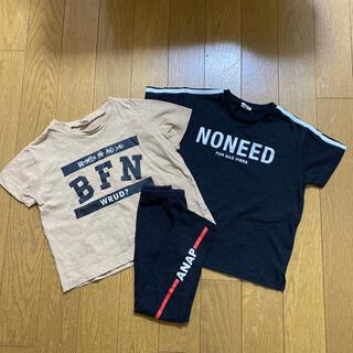 アナップキッズ(ANAP Kids)のANAPKIDS  アナップキッズ Tシャツ レギンス 100cm 子供服(Tシャツ/カットソー)