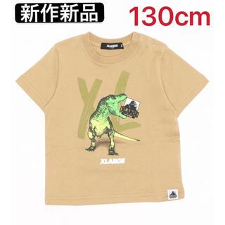 エクストララージ(XLARGE)のXLARGE KIDS ラージ 抗菌 ダイナソーOGゴリラTシャツ 恐竜 半袖(Tシャツ/カットソー)
