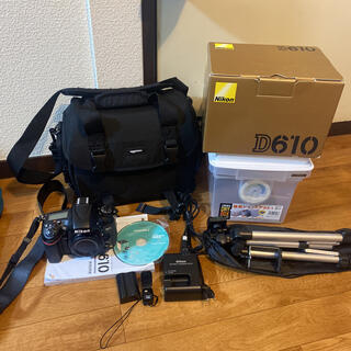 Nikon - Nikon d610