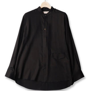 STUDIOUS - CULLNI 20ss スタンドカラーシャツ