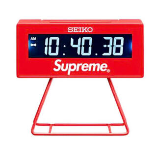 Supreme Seiko Marathon Clock セイコー