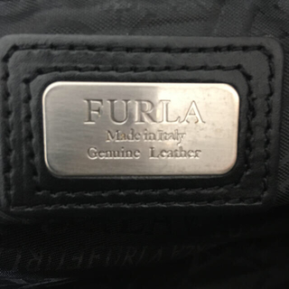 Furla - FURLA フルラ レザートートバッグ ブラック