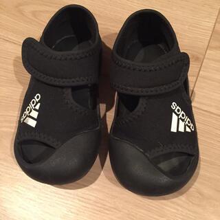 アディダス(adidas)のadidas サンダル 13cm 美品(サンダル)