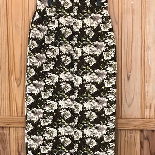 LagunaMoon - ラグナムーン花柄スカート