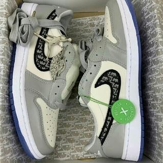 ナイキ(NIKE)の人気話題コラボ Nike x Dior Air Jordan 1 Low (その他)