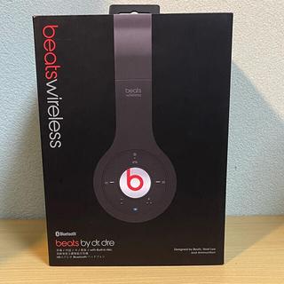 ビーツバイドクタードレ(Beats by Dr Dre)の★beats wireless beats by dr.dre★(ヘッドフォン/イヤフォン)