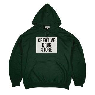 ジーディーシー(GDC)のcreative drug store パーカー(パーカー)