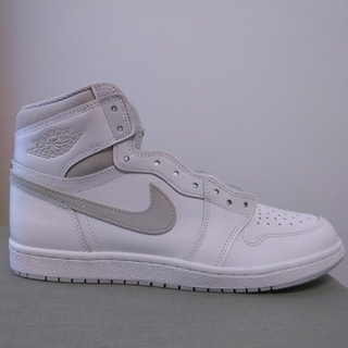 NIKE - NIKE AIR JORDAN 1 HIGH 85 NEUTRAL GREY