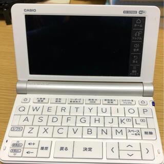 カシオ(CASIO)のCASIO EX-word XD-SX9800(電子ブックリーダー)