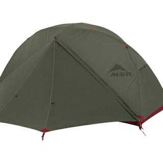 エムエスアール(MSR)のMSR エリクサー1 elixir1 グリーン ソロキャンプ テント 新品(テント/タープ)