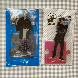 Johnny's - 目黒蓮 アクリルスタンド アクスタ 第1弾 第2弾