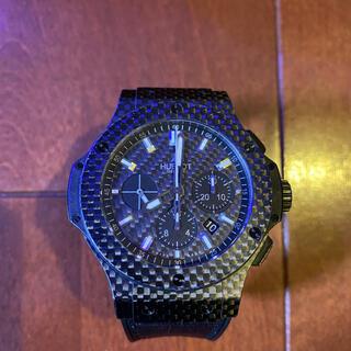 ウブロ(HUBLOT)のHUBLOT ウブロ ビッグバン カーボン 301.QX.1724.RX (腕時計(アナログ))