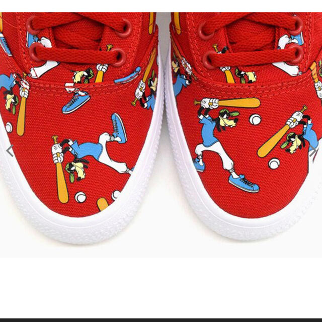 adidas(アディダス)の新品 22.0 ディズニー スリーエムシー スポーツ グーフィー FV9881 レディースの靴/シューズ(スニーカー)の商品写真